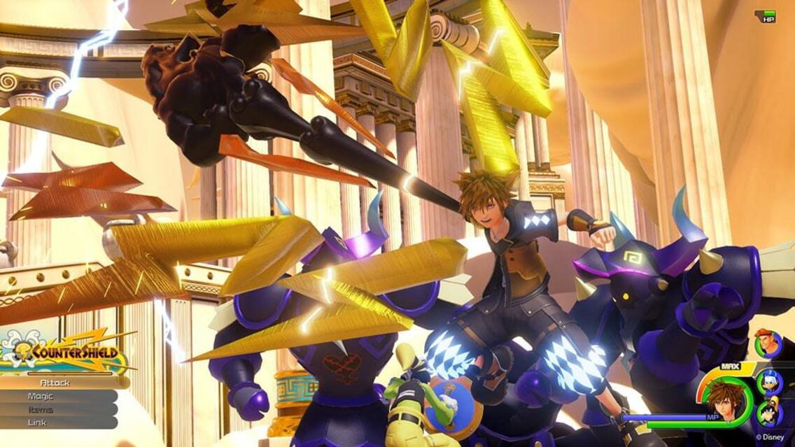 Kingdom Hearts III Screenshot