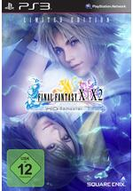 Final Fantasy X/X2 HD Remaster Limited Edition