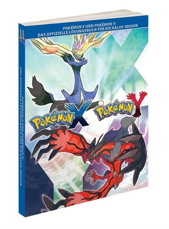 Pokemon X Y Offizielles Losungsbuch Gamestop At