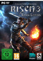 Risen 3 Titan Lords Collectors Edition