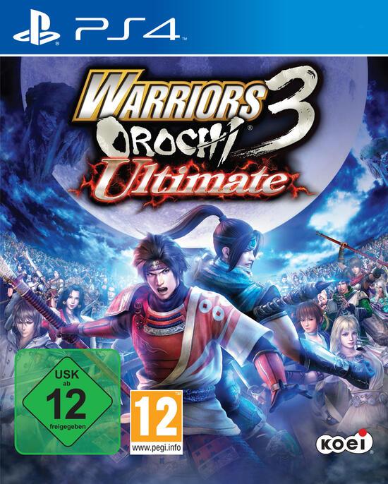 Warriors Orochi 3 Pc Release: Warriors Orochi 3 Ultimate