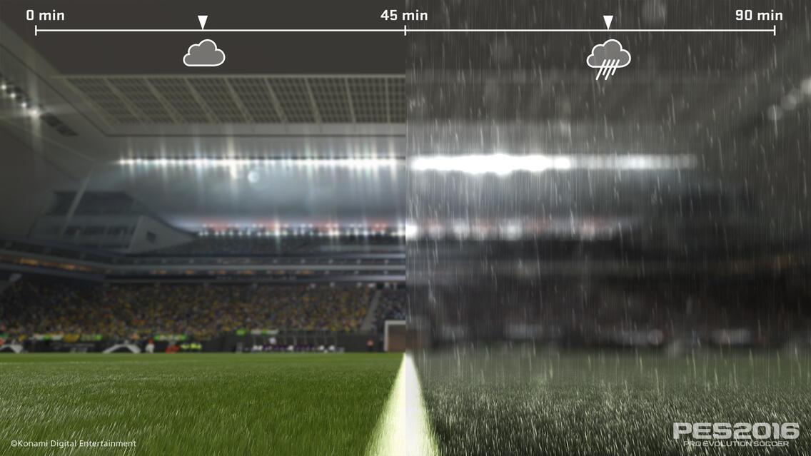 PES 2016 Screenshot