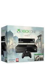 Xbox One Konsole + Kinect inkl. Assassins Creed Unity + Black Flag