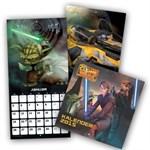 Wandkalender 2015 Star Wars The Clone Wars