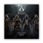 Wandkalender 2015 Assassins Creed Unity