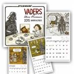 Wandkalender 2015 Star Wars Vaders kleine Prinzessin