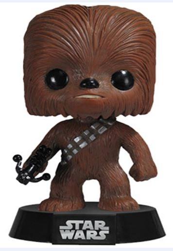 Star Wars - POP! Vinyl-Figur Chewbacca