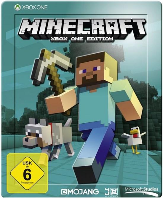 Minecraft SteelbookEdition GameStopde Power To The Players - Spiele wie minecraft pc