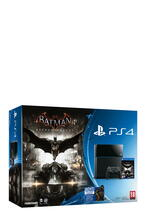 PlayStation 4 Konsole inkl. Batman Arkham Knight