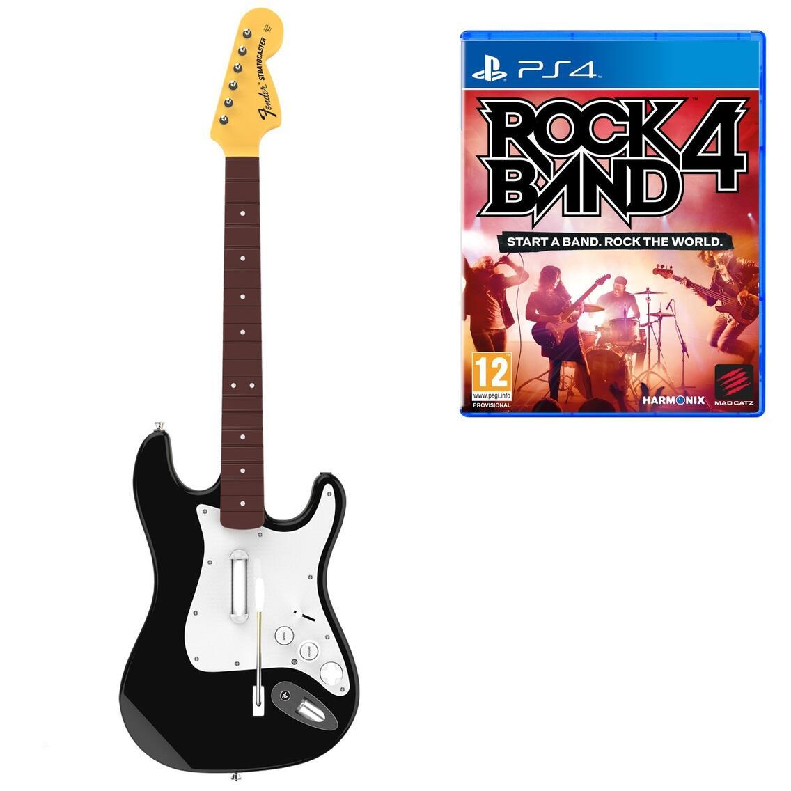 Rock Band 4 Gitarren-Bundle - GameStop.de: Power to the Players