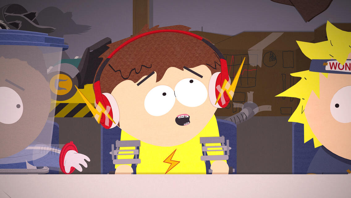 South Park: Die Rektakuläre Zerreißprobe Screenshot
