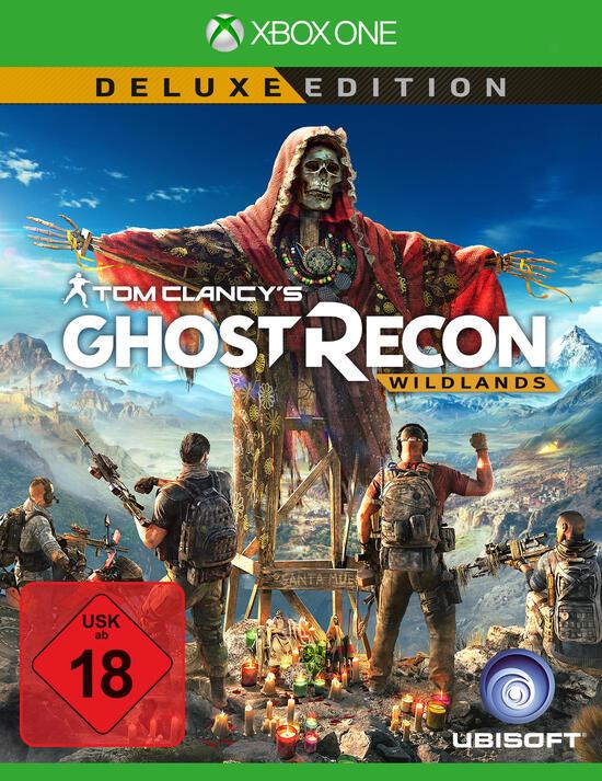 Ghost Recon Wildlands Deluxe Edition