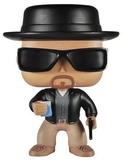 Breaking Bad - POP! Vinyl-Figur Heisenberg