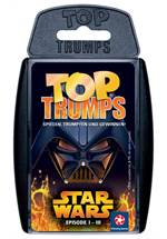 Top Trumps - Star Wars Episode I - III