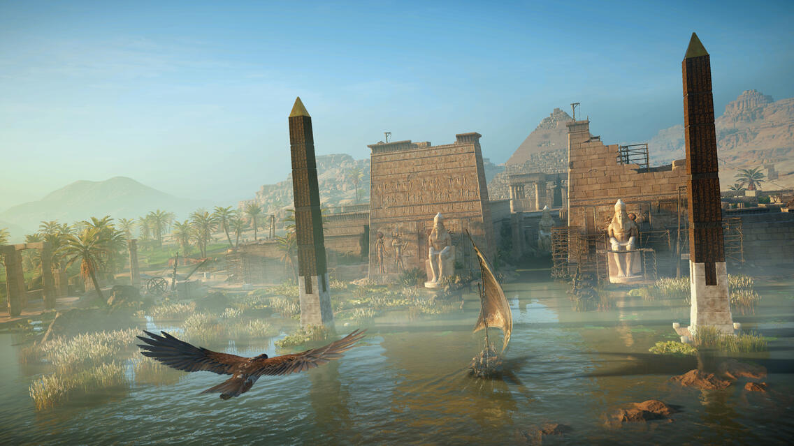 Assassin's Creed: Origins Screenshot