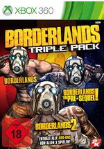 Borderlands - Triple Pack