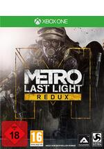 Metro Last Light: Redux