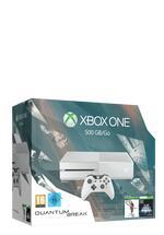 Xbox One Konsole 500GB weiß inkl. Quantum Break + Alan Wake (Limited Edition)