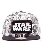 Star Wars - Snapback Comic Style