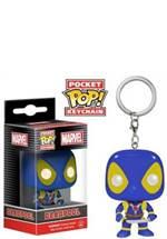 Deadpool - Schlüsselanhänger X-Men Costume