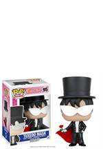 Sailor Moon - POP! Vinyl Wackelkopf-Figur Tuxedo Mask