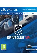 PlayStation VR DriveClub