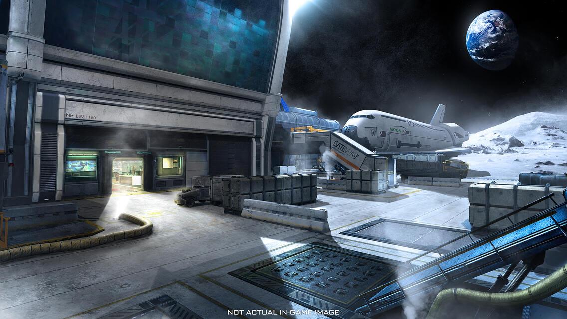 PS4 COD Infinite War Leg Ed