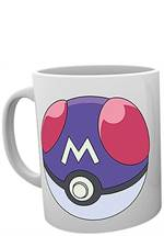 Pokémon - Tasse Masterball