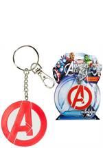 Marvel - Schlüsselanhänger Avengers Logo