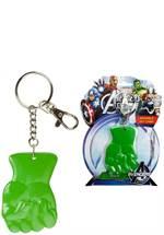 Marvel - Schlüsselanhänger Hulk