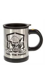 Star Wars - Thermo-Tasse mit Umrühr-Funktion