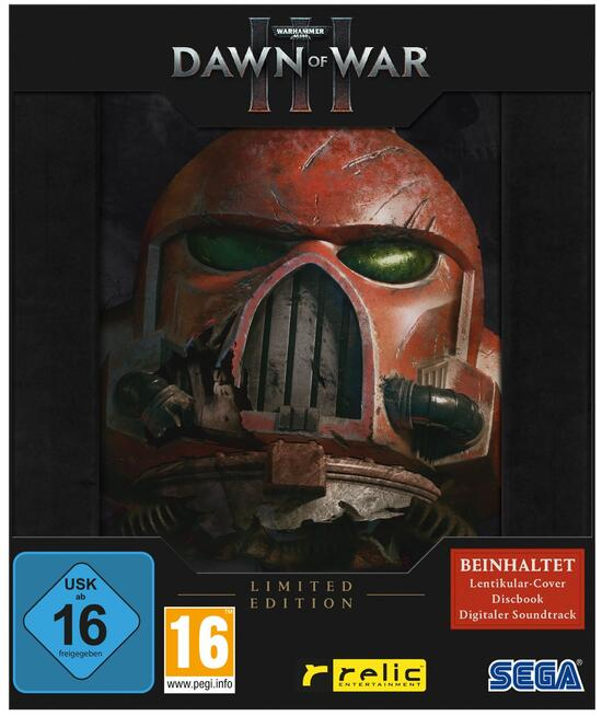 Dawn of War III Limited Edition