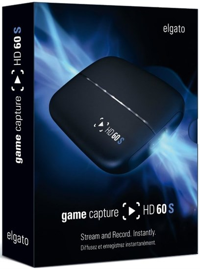Elgato Game Capture HD60 S