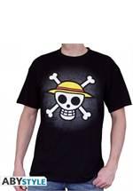 One Piece - T-Shirt Skull (Größe M)