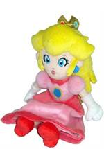 Super Mario - Plüschfigur Princess Peach