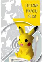 Pokemon - LED-Lampe Pikachu (40 cm)
