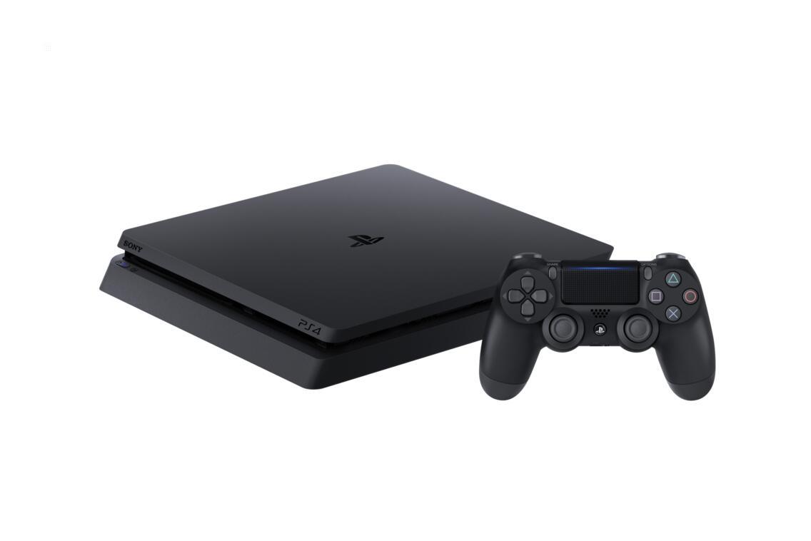 PlayStation 4 Slim 1TB Konsole
