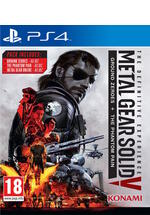 Metal Gear Solid 5: The Definitive Experience