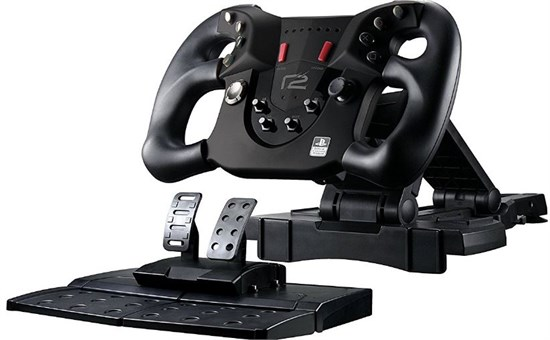 ps4 pace wheel ready2gaming power to the players. Black Bedroom Furniture Sets. Home Design Ideas
