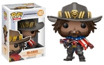 Overwatch - POP! Vinyl-Figur USA McCree
