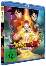 Dragonball Z - Resurrection F (Blu-ray Disc)