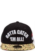 Pokemon - Snapback Gotta catch `em all