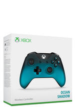 Xbox One Wireless Controller Ocean Shadow