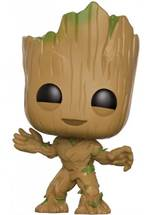 Guardians of the Galaxy 2 - Vinyl Wackelkopf-Figur Young Groot