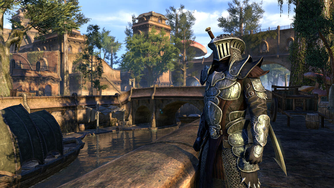 The Elder Scrolls Online: Morrowind Screenshot