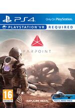 PlayStation VR Farpoint