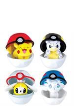 Pokémon - Plüschfigur Zipper Pokeball (zufällige Auswahl)