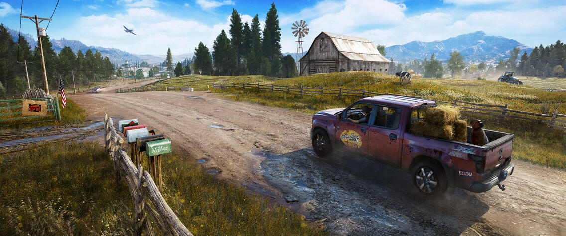 Far Cry 5 Gold Edition