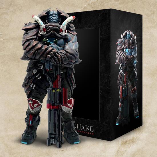 Quake Champions Scalebearer Edition
