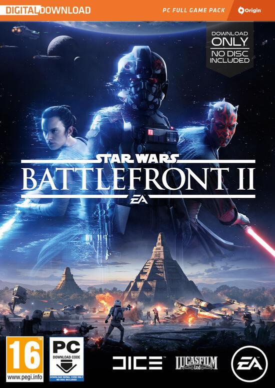 Star Wars™ Battlefront II™ (Code in a Box)